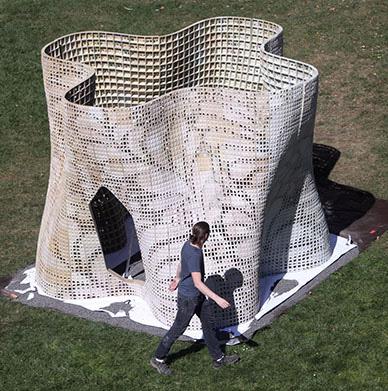 3-D structure
