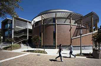 The 65,000-square-foot Anteater Learning Pavilion