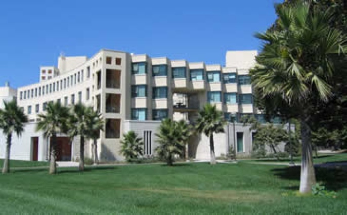 photograph of Bren School of Environmental Science and Management