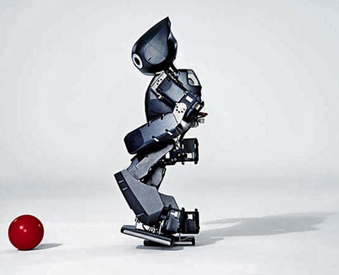 UCLA robot Darwin