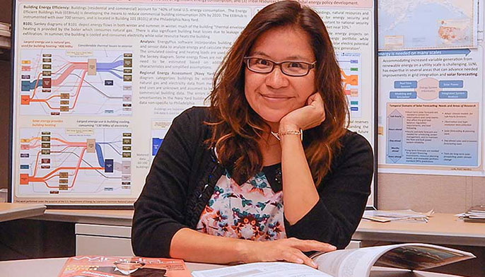Engineer helps Native Americans achieve energy independence