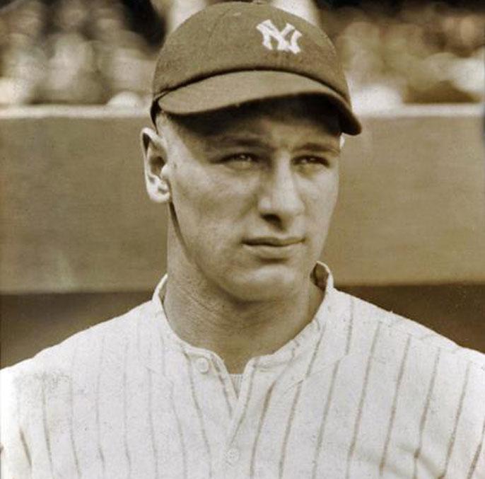 Lou Gehrig UC Riverside