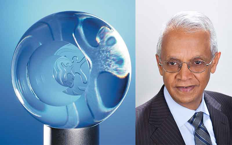 V. Ramanathan and the Asahi Blue Planet Prize