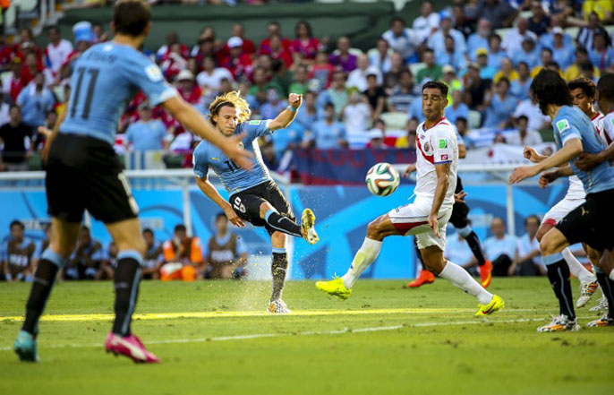 Crowdsourcing data used to predict World Cup winners
