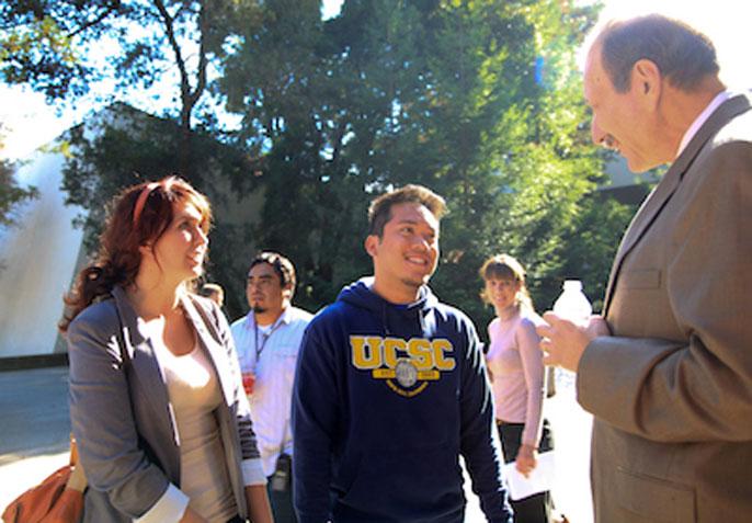 Achieve UC UC Santa Cruz