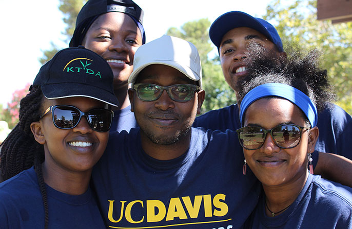 UC Davis Helps Empower Those Tackling Africa's Energy Challenges