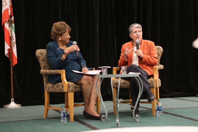UC Janet Napolitano