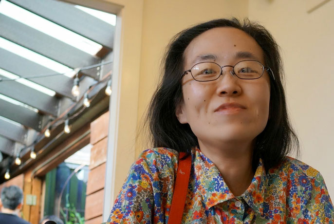 Alice Wong UCSF
