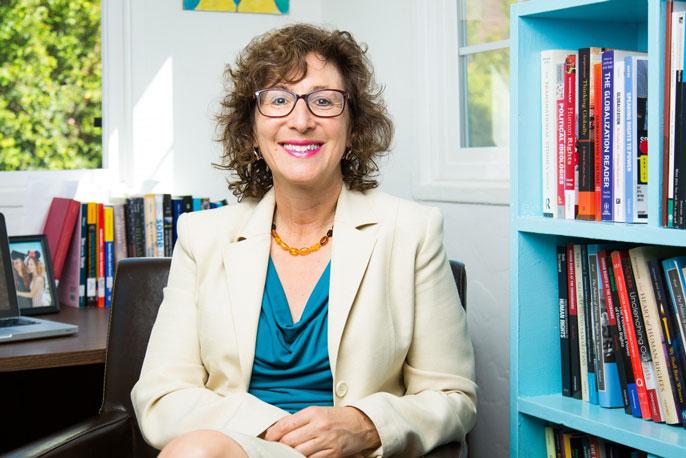Alison Brysk UC Santa Barbara