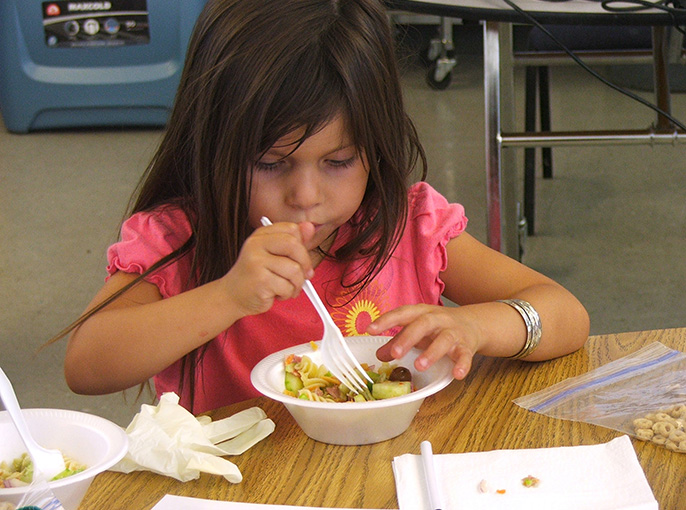 UC researchers found that half of WIC kids had eaten green vegetables the previous day, in contrast to only one in five non-WIC children.