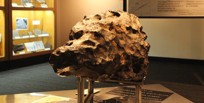 Arizona meteorite