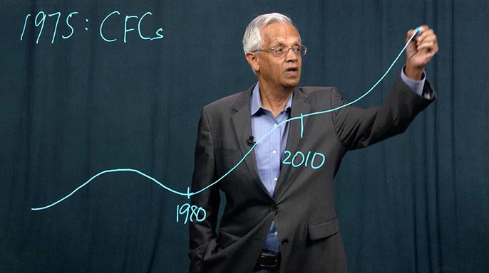 "V. ""Ram"" Ramanathan"