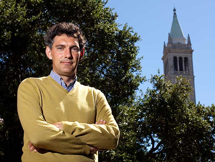 Emmanuel Saez, UC Berkeley economist
