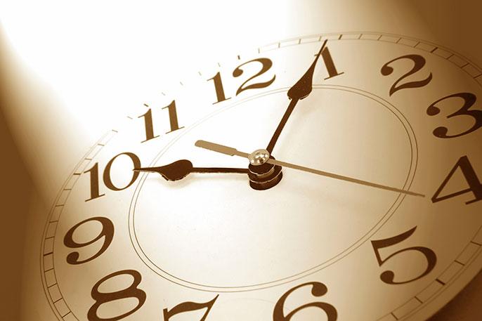 clock (iStock)