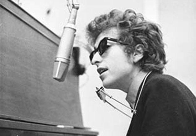 Bob Dylan archive UC Santa Cruz