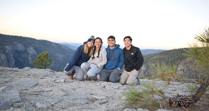 Boser and friends on El Capitan