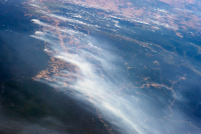 Brazil fire UC Irvine