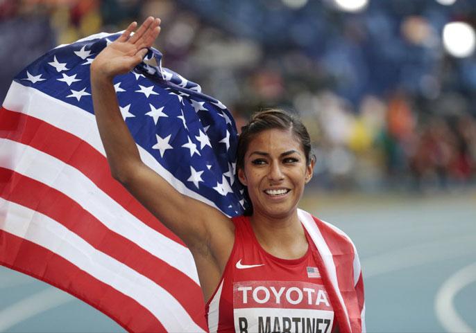 Brenda Martinez Olympics UC
