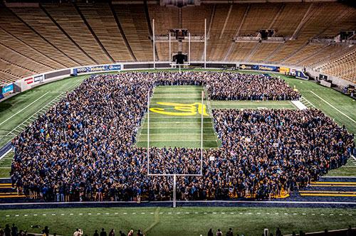 UC Berkeley C letter