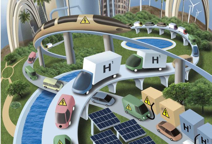 UC Irvine California carbon neutral