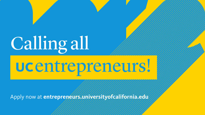 Calling all UC entrepreneurs graphic