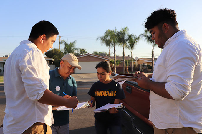 Osorio and others canvassing