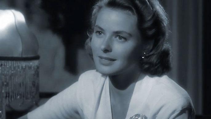 Casablanca Bergman