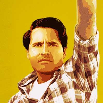 Cesar Chavez movie image