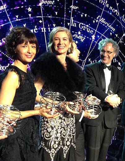 Jennifer Doudna and Emmanuelle Charpentier