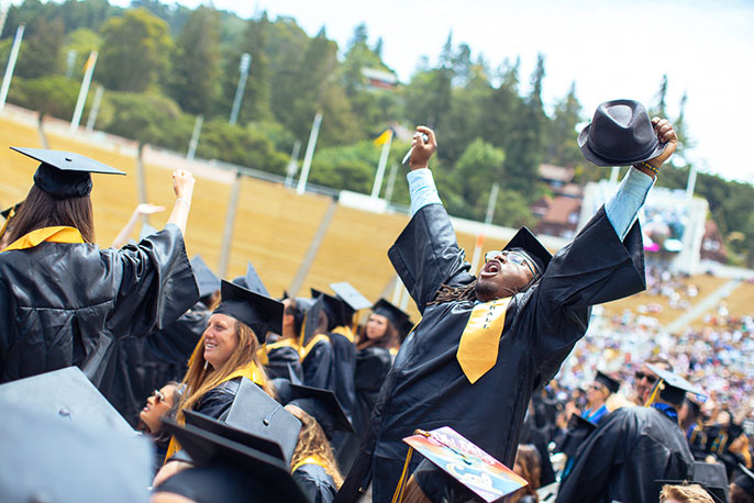 happy UC grads