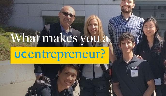 UC alumni entrepreneur contest