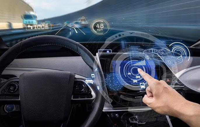 UC Davis driverless cars