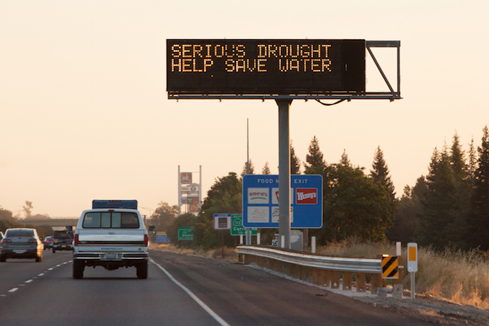 drought help save water