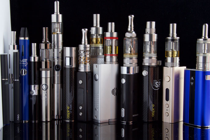 e-cigarettes UCLA cardiac risk