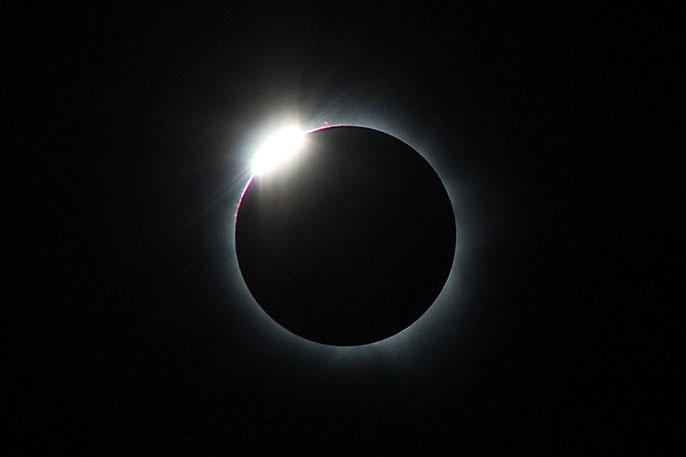 University of California eclipse