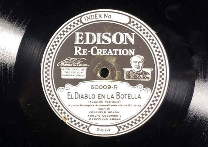 Edison record label
