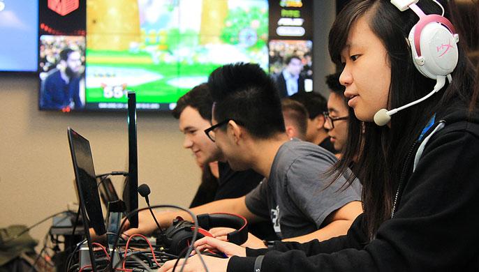 eSports UC Irvine