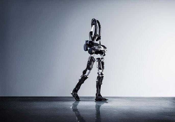 Exoskeleton UC Berkeley startup