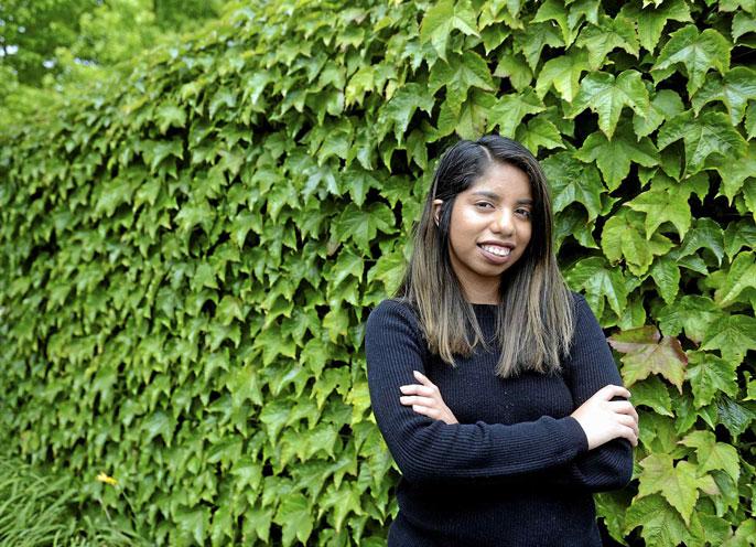 Fatima Hernandez UC Berkeley
