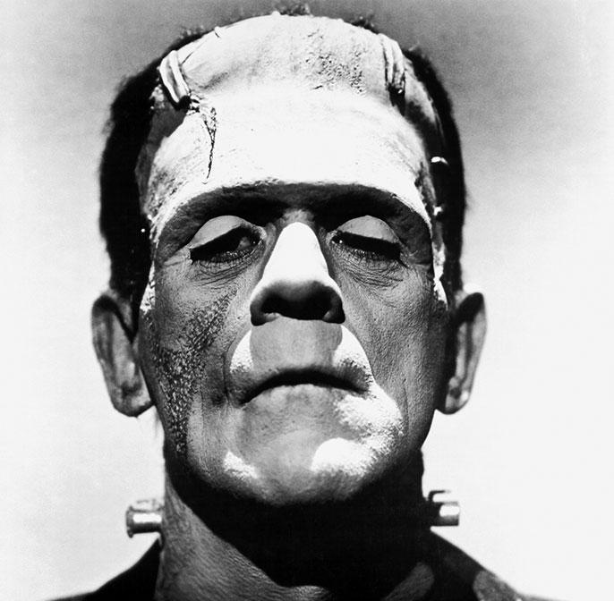 UC Santa Barbara Frankenstein