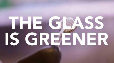 UC Riverside glass greener