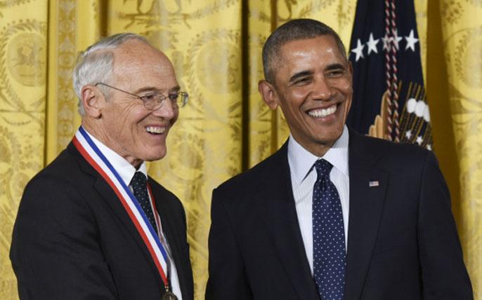 President Obama Gossard