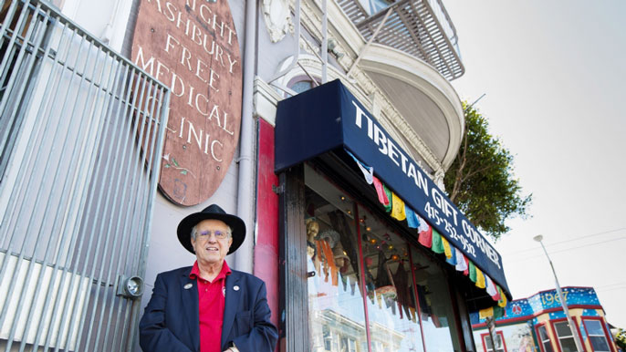 Born in the Summer of Love: The Haight Ashbury Free Clinic