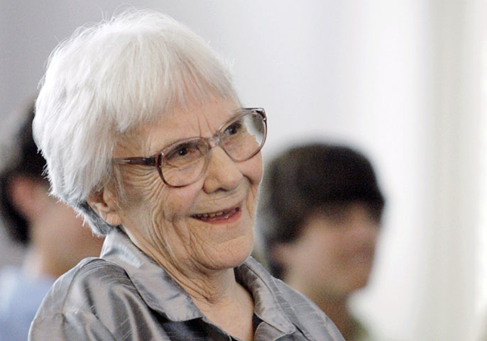 Harper Lee UCLA recording