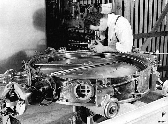 Harvard Cyclotron Los Alamos
