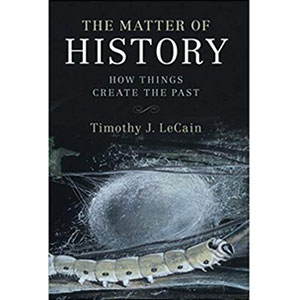 The Matter of History: How Things Create The Past cover