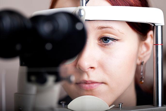 eye exam (iStock)