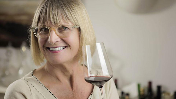 Wine writer Jancis Robinson has donated her personal papers to the UC Davis Library.
