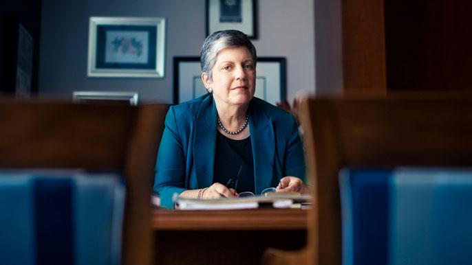 Janet Napolitano DACA