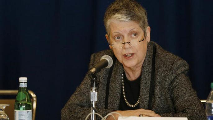 Janet Napolitano UC-Mexico